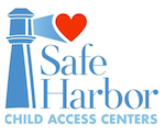 thumbnail logo for safe harbor, lighthouse